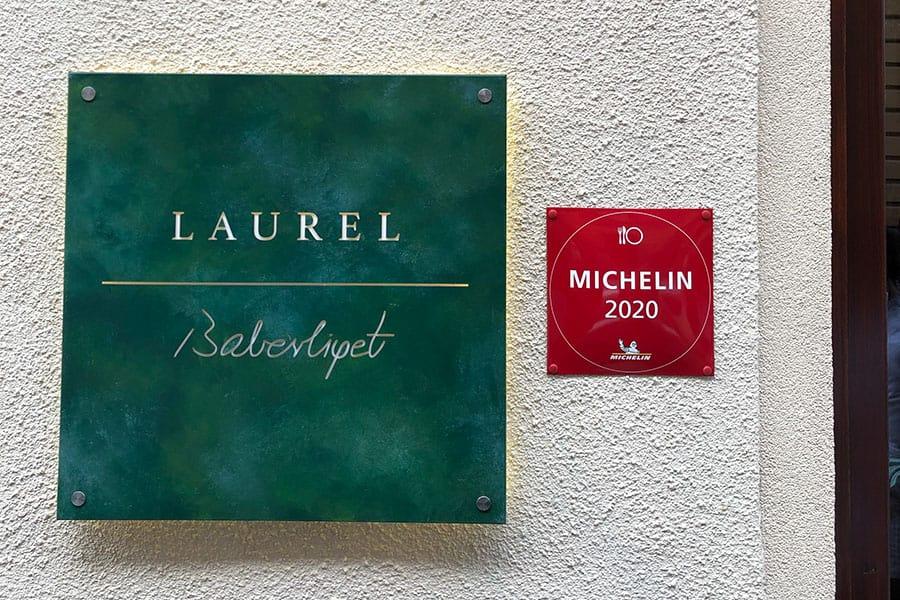 A MICHELIN Guide által ajánlott étterem lettünk!